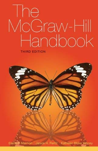 The McGraw-Hill Handbook 9780077397302