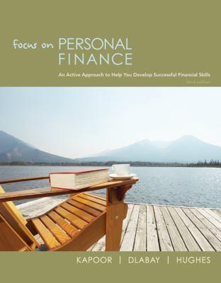 Loose-Leaf Focus on Personal Finance 9780077398316