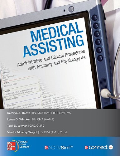 Medical Assisting: Administrative & Clinical Procedures with Student CDs 9780077399979