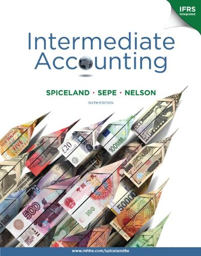 Intermediate Accounting 9780077403591
