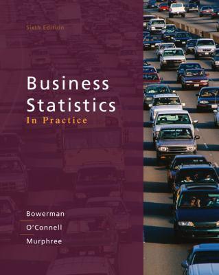 Business Statistics in Practice 9780077404741