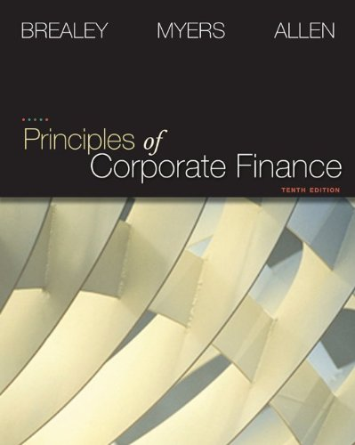 Principles of Corporate Finance 9780077404895