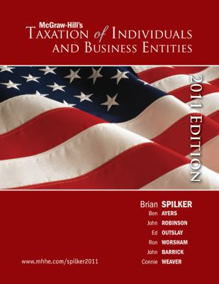 Loose-Leaf Taxation of Individuals and Business Entities 2011 Edition 9780077420642