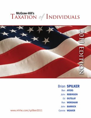 Loose-Leaf Taxation of Individuals 2011 Edition 9780077420673