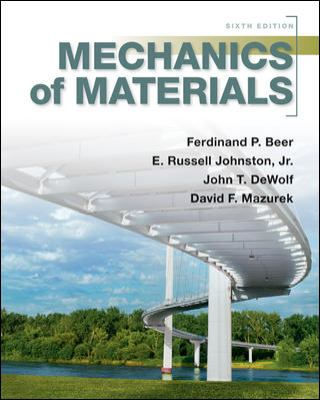 Loose Leaf Version for Mechanics of Materials 9780077430795