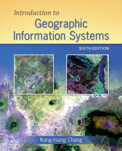 Introduction to Geographic Information Systems [With CDROM] 9780077465438