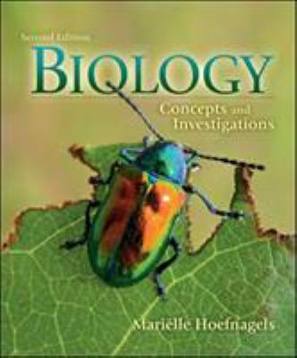 Biology: Concepts & Investigations with Connect Plus 2-Semester Access Card 9780077474836