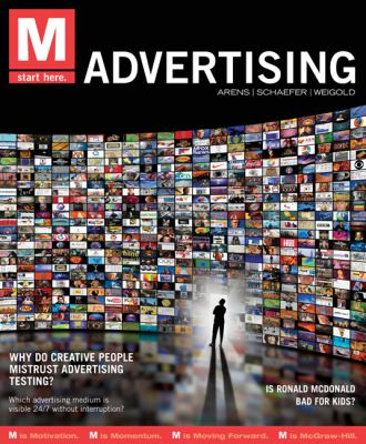 M: Advertising with Connect Plus 9780077484217