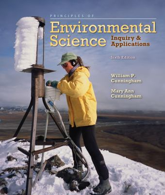 Package: Principles of Environmental Science with Connect Plus Access Card 9780077487010
