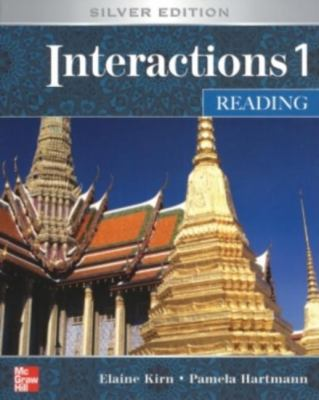 Interactions 1 Reading Student Book + E-Course Code Card (C) 2009 9780077487027