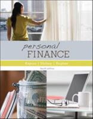 Personal Finance [With Access Code] 9780077503949