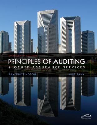 Principles of Auditing & Assurance Services with ACL Software CD + Connect Plus 9780077504007