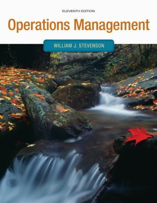 Operations Management [With Access Code] 9780077505004
