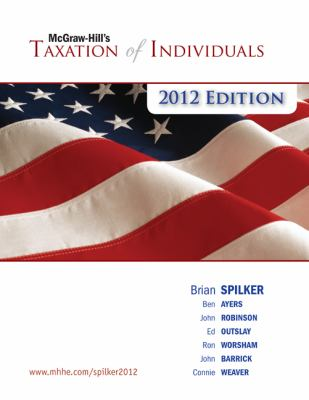 McGraw-Hill's Taxation of Individuals 9780077509552