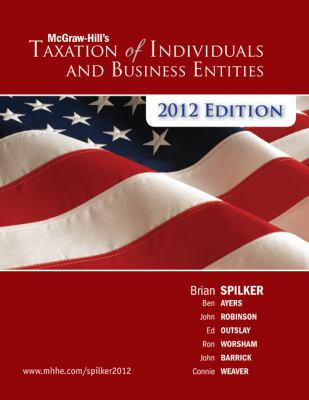 Taxation of Individuals and Business Ethics 9780077509576