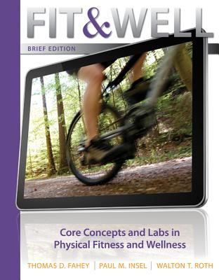 LL Fit & Well Brief W/ Connect Access Card 9780077651114
