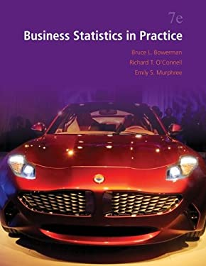 Loose Leaf Business Statistics in Practice with Connect Plus