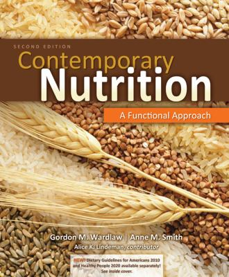 Combo: Loose Leaf Version of Contemporary Nutrition: A Functional Approach with Connect Plus Access Card 9780077967260