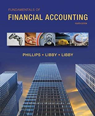 Fundamentals of Financial Accounting 9780078025372