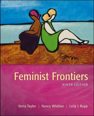 Feminist Frontiers 9780078026621