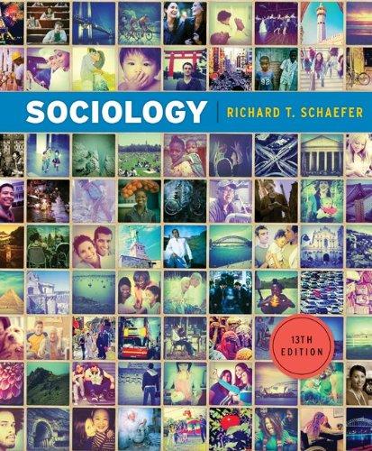 Sociology 9780078026669