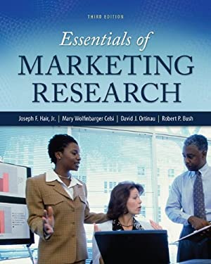Essentials of Marketing Research - 3rd Edition