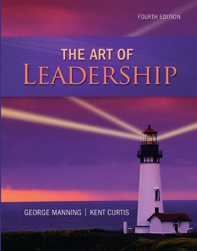 The Art of Leadership 9780078029080