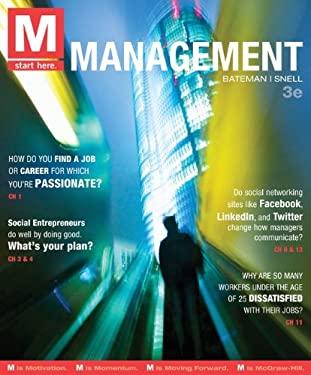 M: Management 9780078029523