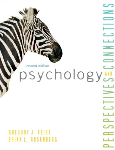 Psychology: Perspectives and Connections 9780078035203