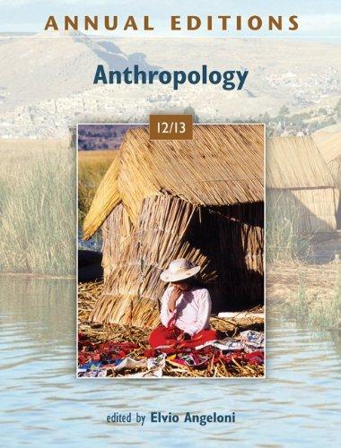 Anthropology 9780078051012