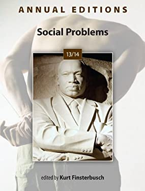 Annual Editions: Social Problems 13/14 9780078051197