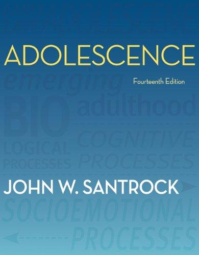 Adolescence 9780078117169