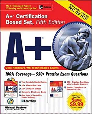 A+ Certification Boxed Set 9780072227727