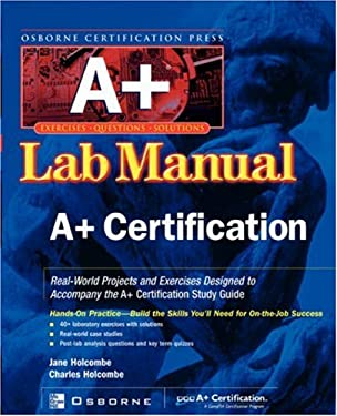 A+ Certification Press Lab Manual 9780072195699