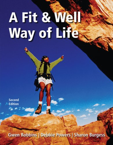 A Fit & Well Way of Life [With Exercise Band] 9780077260729