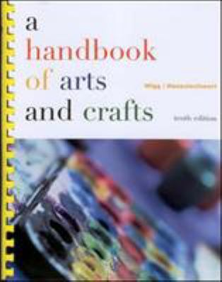 A Handbook of Arts and Crafts 9780072317275