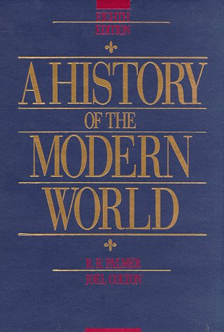 A History of the Modern World 9780070408265