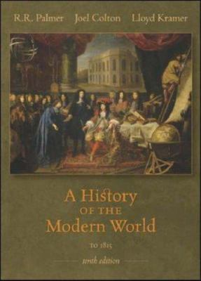 A History of the Modern World: To 1815 [With Powerweb] 9780073255026