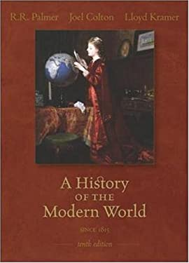 A History of the Modern World, Volume 2, with Powerweb [With Powerweb] 9780073255033