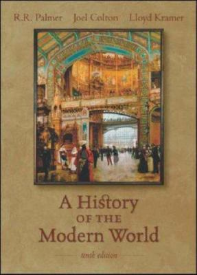A History of the Modern World [With Powerweb] 9780073255002