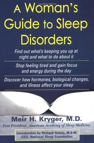 A Woman's Guide to Sleep Disorders 9780071425278
