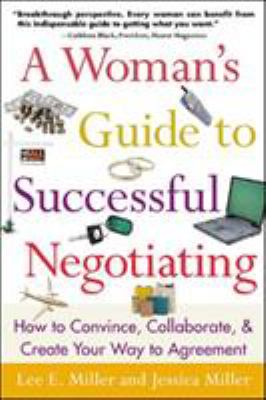 A Woman's Guide to Successful Negotiating 9780071389150