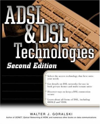 ADSL and DSL Technologies 9780072132045