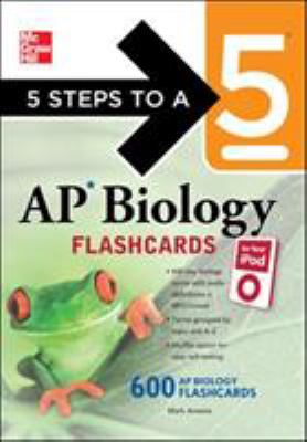 AP Biology Flashcards 9780071700924