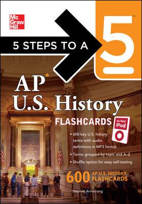 AP U.S. History Flashcards 9780071700993