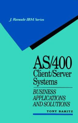 AS/400 Client/Server Systems 9780070183117