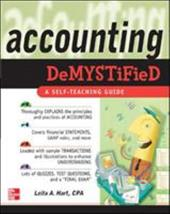 Accounting Demystified: A Self-Teaching Guide