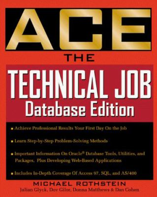 Ace the Technical Job Database Edition 9780071352406