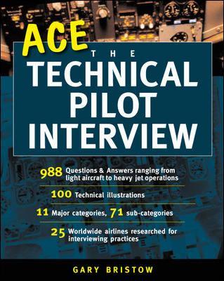 Ace the Technical Pilot Interview 9780071396097
