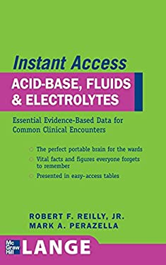 Acid-Base, Fluids, and Electrolytes 9780071486347